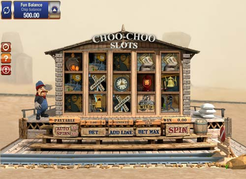 Choo Choo Slots