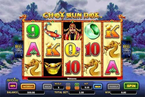 casinos northern california slot machines