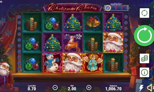Christmas Charm Videoslot Screenshot