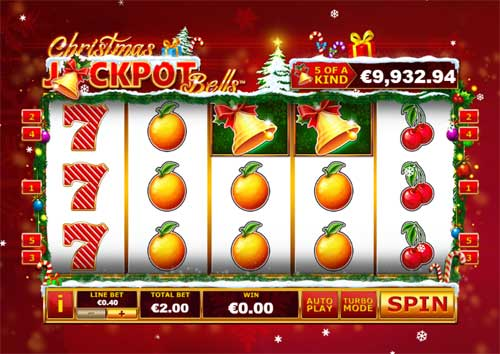 Christmas Jackpot Bells slot