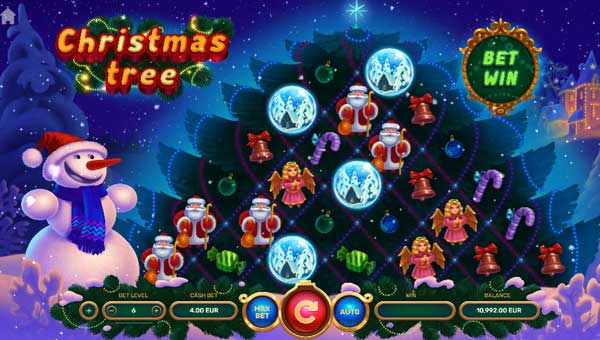 christmas tree slot overview and summary