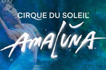 Cirque du Soleil Amaluna slot free play demo
