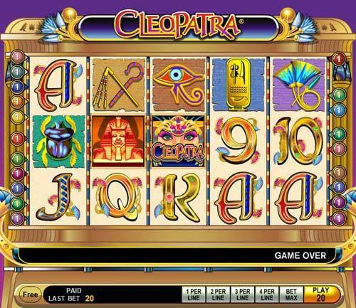 Play free online slots for fun cleopatra kitty glitter