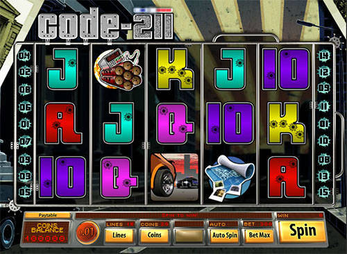 Code 211 screenshot