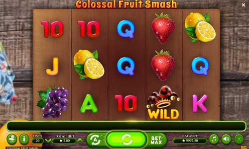Colossal Fruit Smash slot