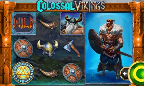 Colossal Vikings slot