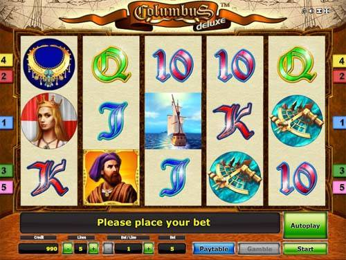 Columbus deluxe Online Slot for Real Money - Rizk Casino