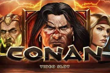 Conan slot free play demo