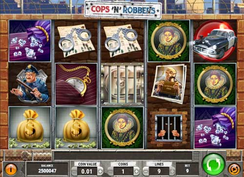 casino online book of ra cops and robbers slots