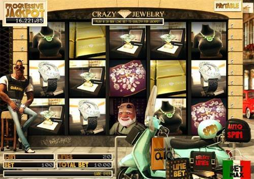Crazy Jewelry slot