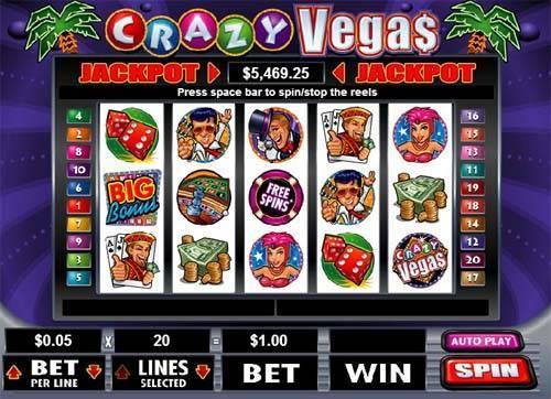 Crazy Vegas slot