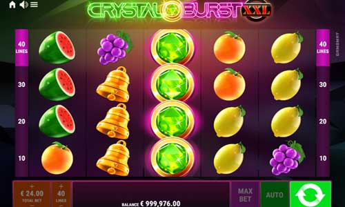 Crystal Burst XXL slot