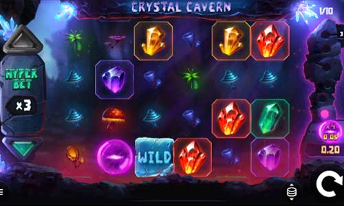 Crystal Cavern slot