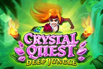 Crystal Quest Deep Jungle slot free play demo