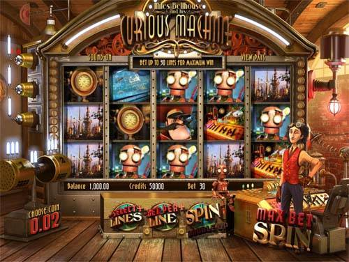 Curious Machine Online Slots for Real Money - Rizk Casino