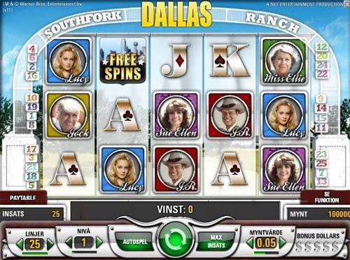 Dallas slot free play demo is not available.