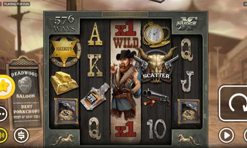 deadwood slot overview and summary