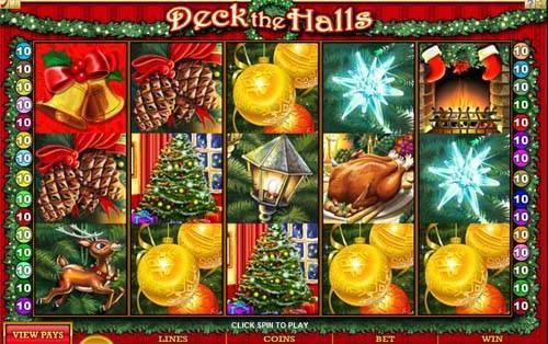 Deck The Halls Free Online
