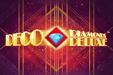 Deco Diamonds Deluxe slot