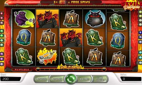 Devils Delight slot free play demo