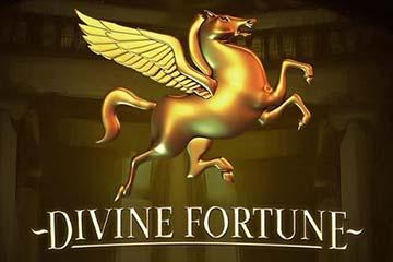 Divine Fortune slot free play demo