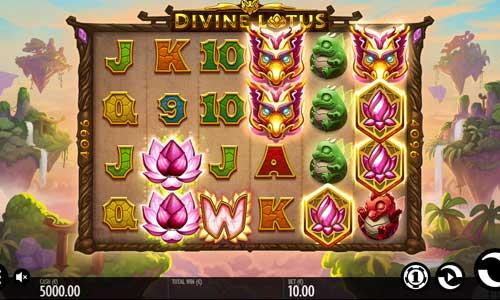 divine lotus slot review