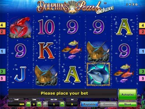 play free dolphins pearl deluxe
