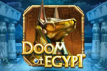 Doom of Egypt slot free play demo