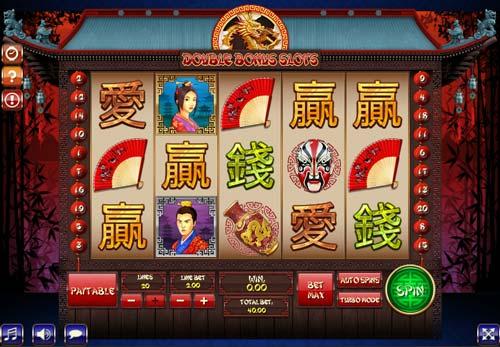 Double Bonus Slots slot