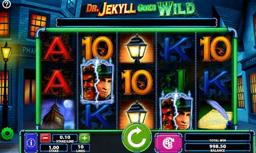 Dr. Jekyll Goes Wild Slot - Play Online for Free Now