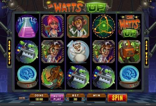 Dr Watts Up slot