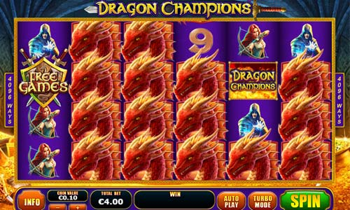 Champions Super Slot - Free to Play Online Casino Game