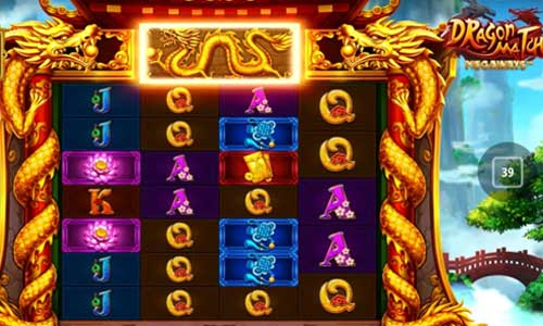 dragon match megaways slot review