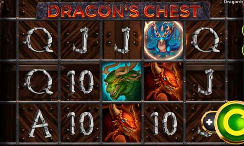 Dragons Chest slot