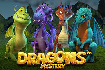 Dragons Mystery slot free play demo