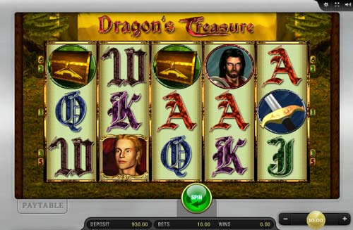 Dragons Treasure slot