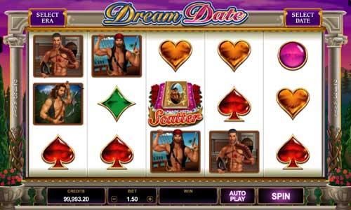 Dream Date slot