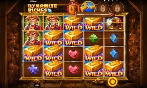 Dynamite Riches slot