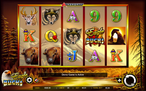 Eagle Bucks Slot Machine – Play Free Ainsworth Slots Online