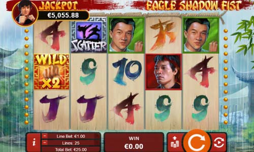 Eagle Shadow Fist slot