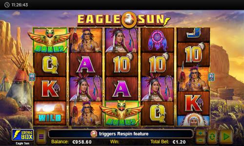 Eagle Sun slot