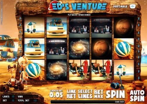 Eds Venture slot