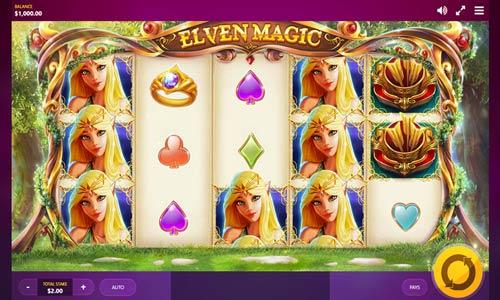 Elven Magic slot