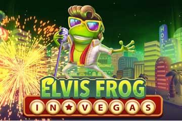 Elvis Frog in Vegas slot free play demo