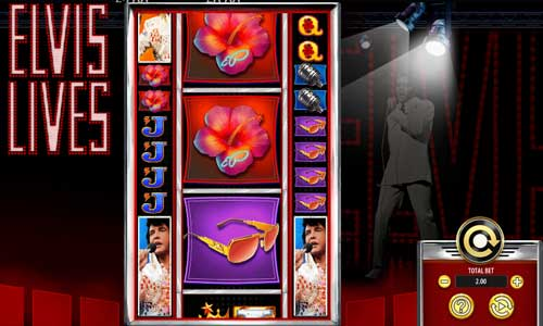 Elvis Lives slot