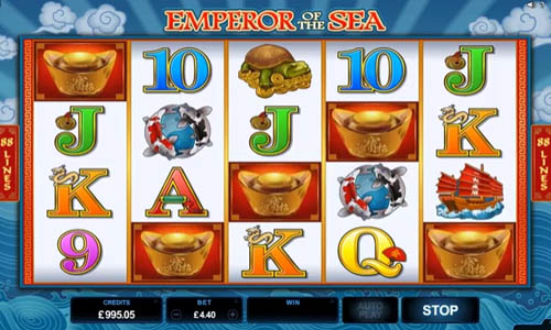 Emperor of the Sea slot