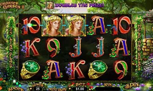 Enchanted Garden 2 slot