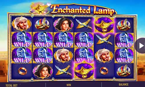 Enchanted Lamp slot