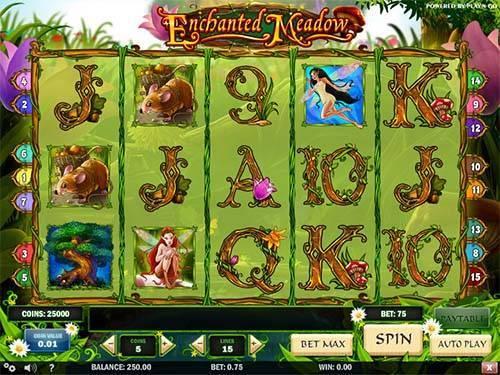 Enchanted Meadow slot free play demo
