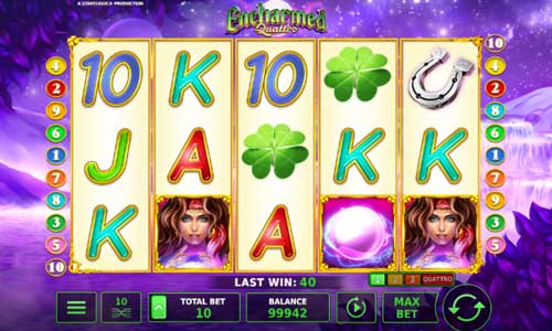 Encharmed slot